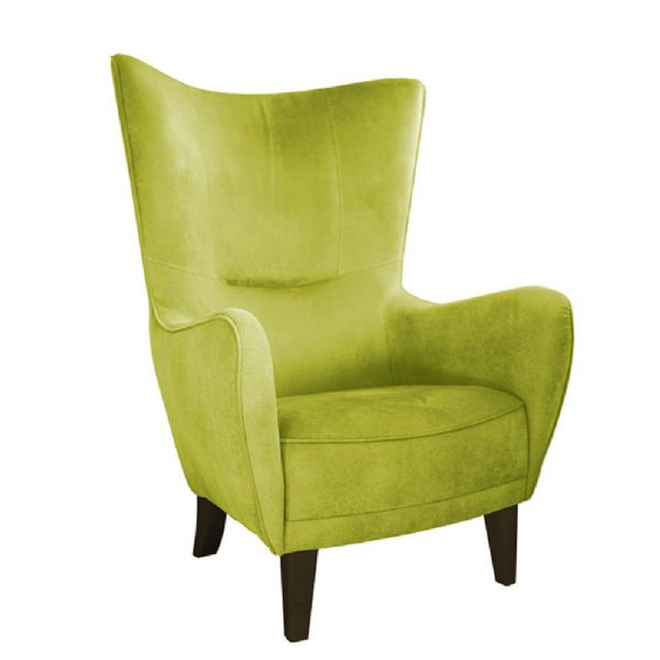 The Roberto  Lime Chair